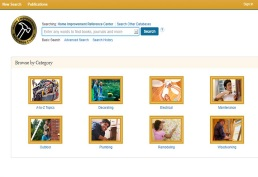 ebsco home improvement screenshot