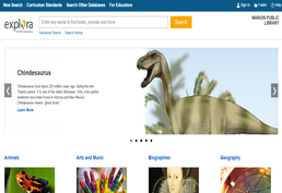 Explora for Kids Screenshot